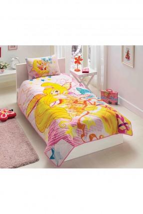 طقم غطاء سرير بنات