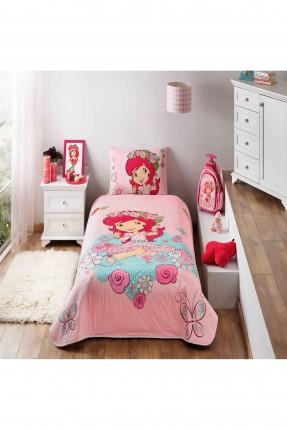 طقم غطاء سرير فتاة