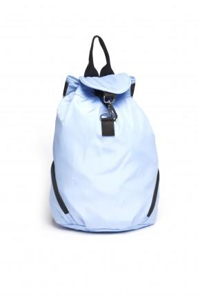 حقيبة ظهر نسائية - ازرق فاتح