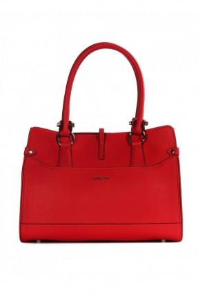 حقيبة نسائية يد - احمر