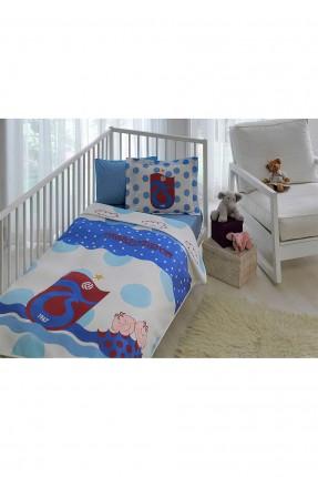طقم غطاء سرير بيبي