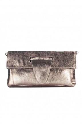 حقيبة يد نسائية - برونز