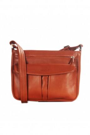 حقيبة يد جلد