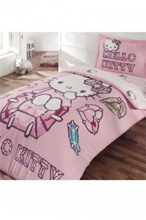 طقم غطاء لحاف قطني / سرير اطفال
