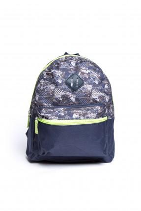 حقيبة ظهر اطفال ولادي - كحلي