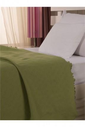 طقم غطاء سرير اطفال / 3 قطع / اخضر