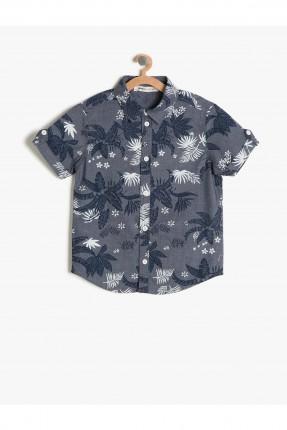 قميص اطفال ولادي مزهر