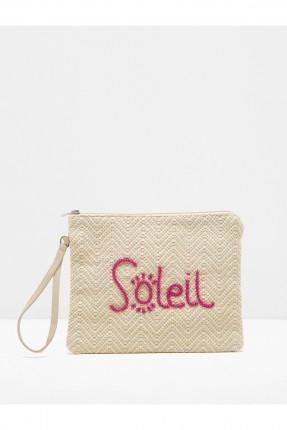 حقيبة يد نسائية - زهر