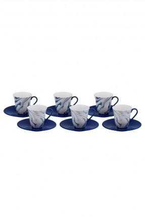 طقم فناجين قهوة / 6 اشخاص /