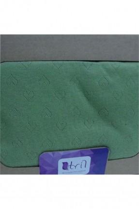طقم غطاء سرير اطفال / 4 قطع / اخضر