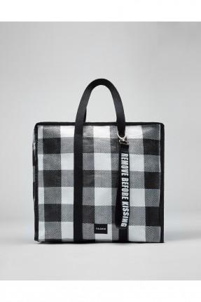 حقيبة يد نسائية كارو - اسود