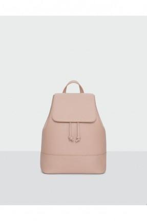 حقيبة ظهر نسائية -زهري