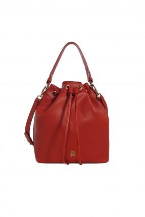 حقيبة يد نسائية زم - احمر