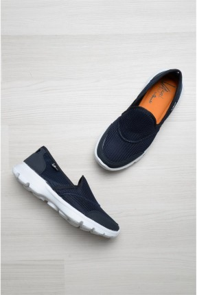 حذاء نسائي سبور - ازرق داكن