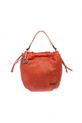 حقيبة نسائية زم - احمر