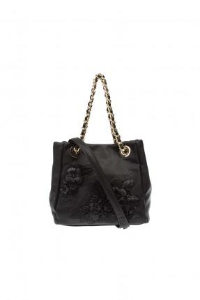 حقيبة نسائية سوداء