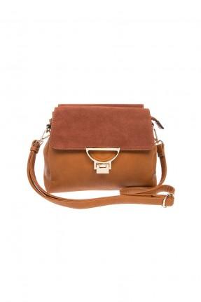 حقيبة رسمية نسائية - عسلي