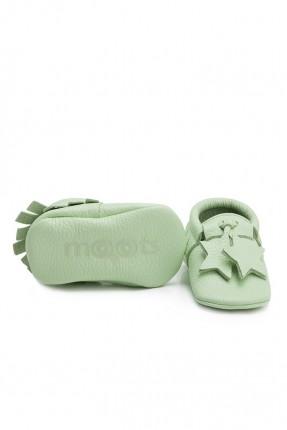 حذاء بيبي بناتي - اخضر