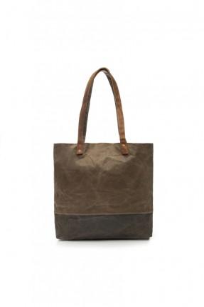 حقيبة يد نسائية - اخضر داكن
