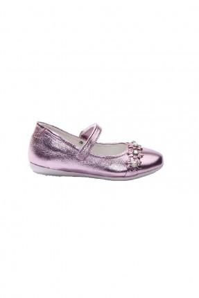 حذاء اطفال بناتي مع ورد
