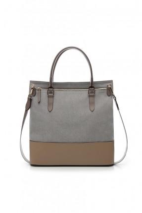 حقيبة يد نسائية - فضي