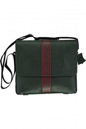 حقيبة اوراق -اخضر