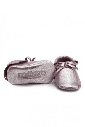 حذاء بيبي بناتي - زهري