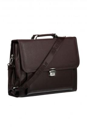 حقيبة مكتب - بني