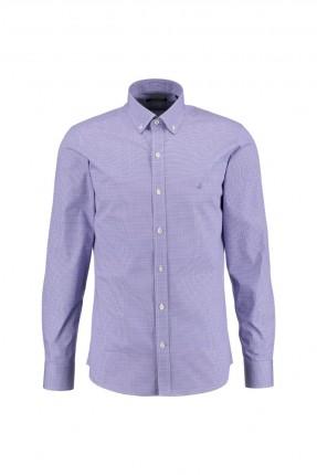 قميص رجالي - موف