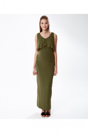فستان حامل رسمي - زيتي