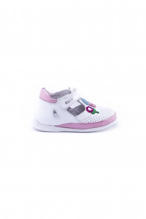 حذاء اطفال بناتي - ابيض