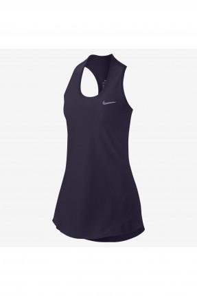 فستان سبور قصير نسائي رياضي Nike - كحلي