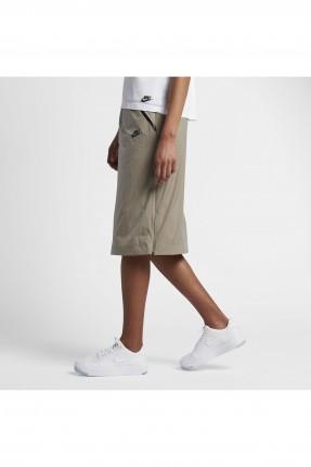 تنورة رياضية Nike - بيج