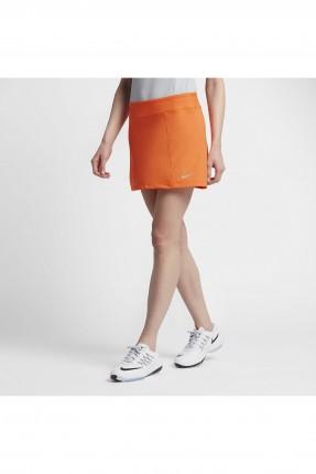 تنورة قصيرة رياضية Nike - برتقالي