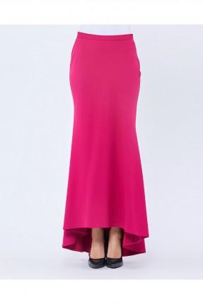تنورة طويلة - فوشي