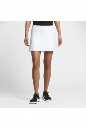 تنورة قصيرة رياضية Nike - ابيض