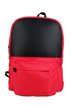 حقيبة ظهر مدرسية - احمر