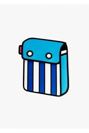 حقيبة يد - ازرق