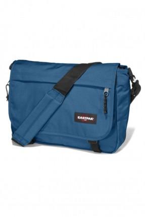 حقيبة كتف مدرسية - ازرق