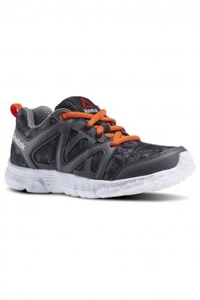 حذاء اطفال Reebok - رمادي