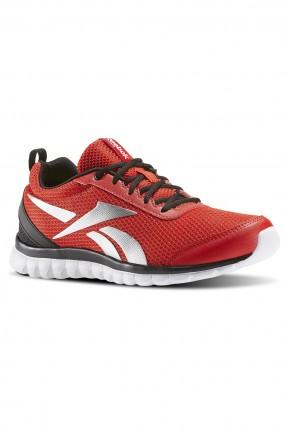 حذاء اطفال Reebok - احمر