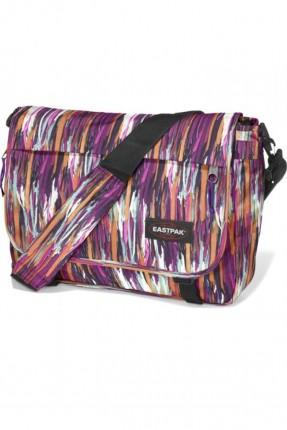 حقيبة كتف مدرسية ملونة