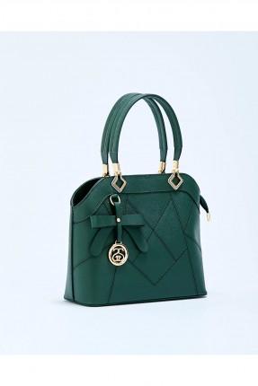 حقيبة يد نسائية - اخضر
