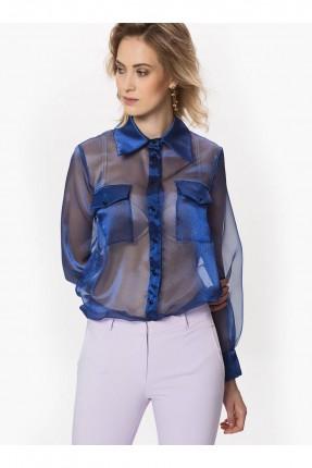 قميص نسائي شفاف