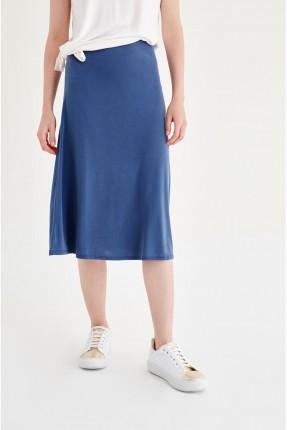 تنورة قصيرة سبور ة- ازرق
