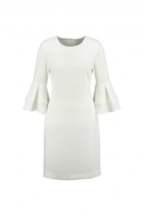 فستان رسمي اكمام كلوش