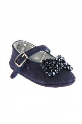 حذاء اطفال بناتي - نيلي