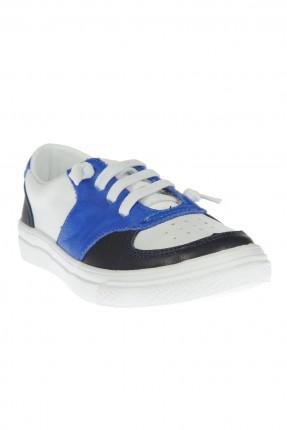 حذاء اطفال ولادي - ابيض