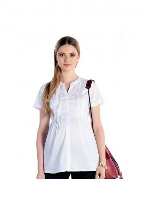 قميص حمل - ابيض