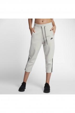 بنطال نسائي رياضي Nike - رمادي
